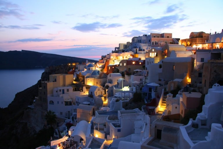 25 lugares que ver en Grecia 12