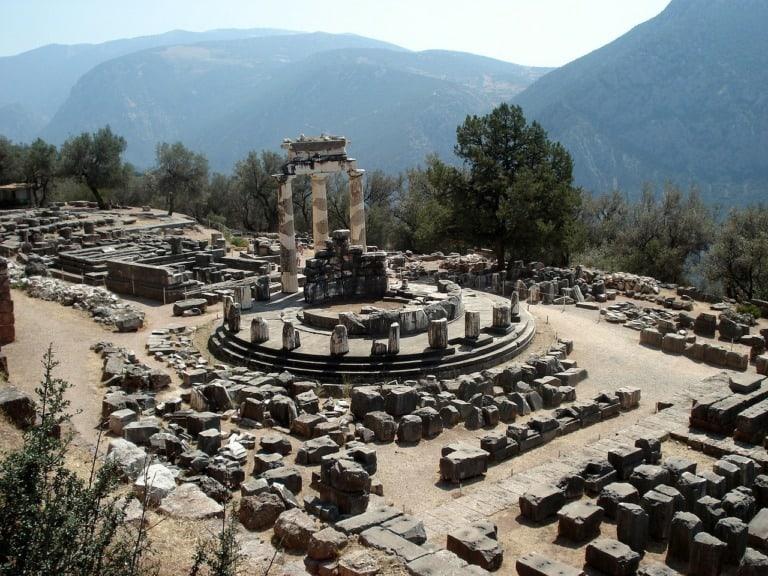 25 lugares que ver en Grecia 5