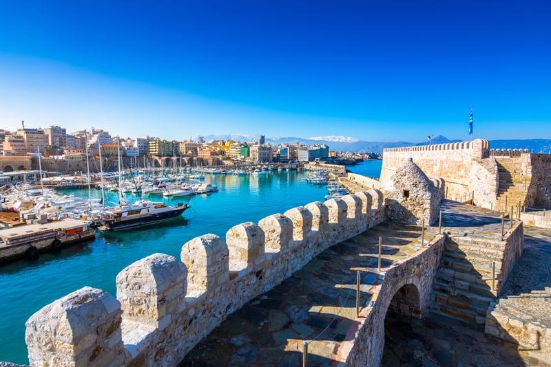 18 ciudades de Grecia más bonitas 16