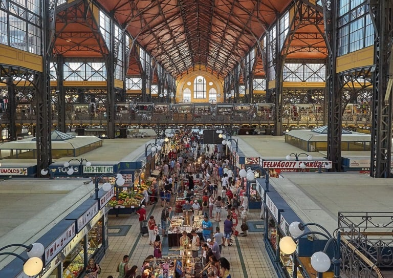 20 lugares que ver en Hungría 3