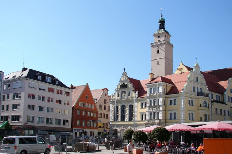 10 ciudades de Baviera más bonitas 9