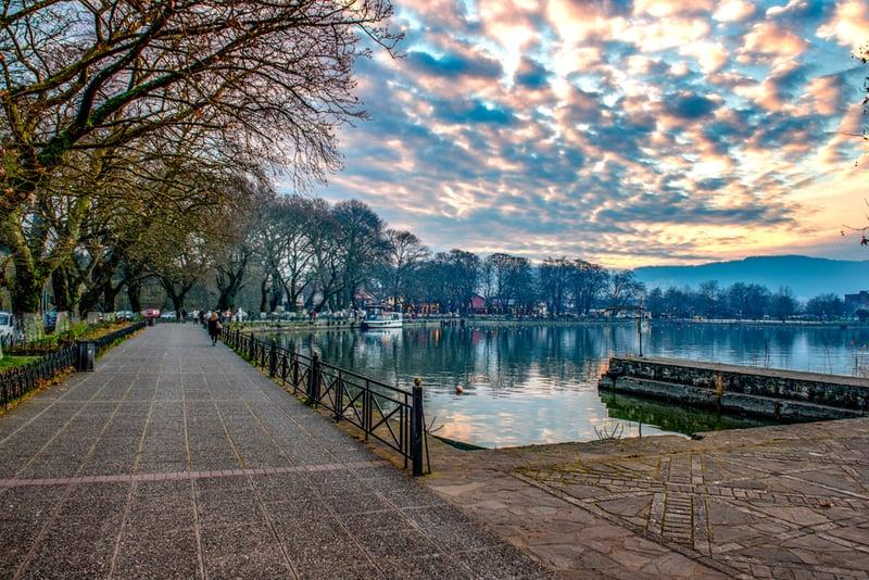 18 ciudades de Grecia más bonitas 8