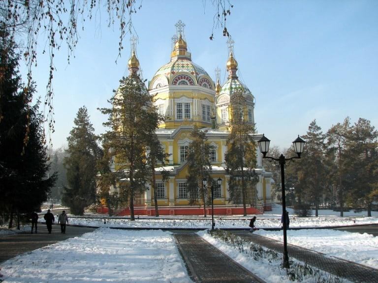 20 lugares que ver en Kazajistán 2