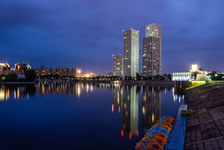 20 lugares que ver en Kazajistán 1