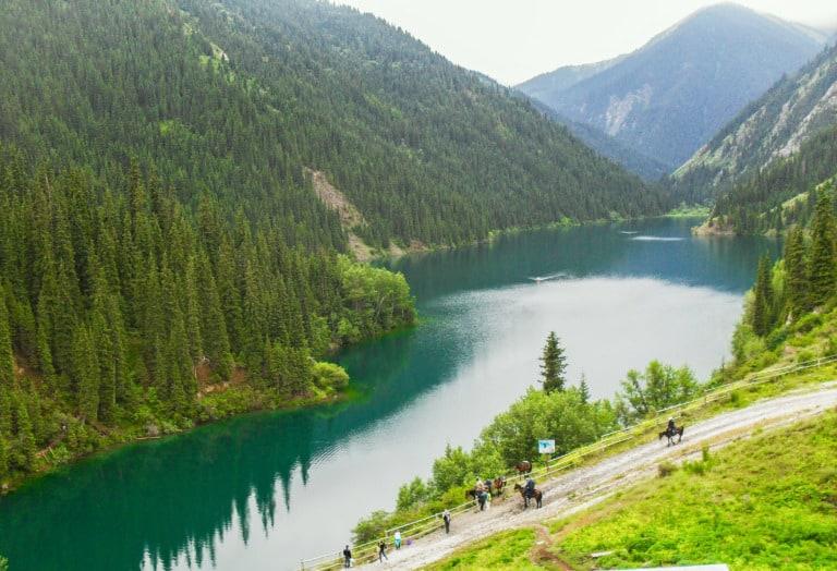 20 lugares que ver en Kazajistán 9
