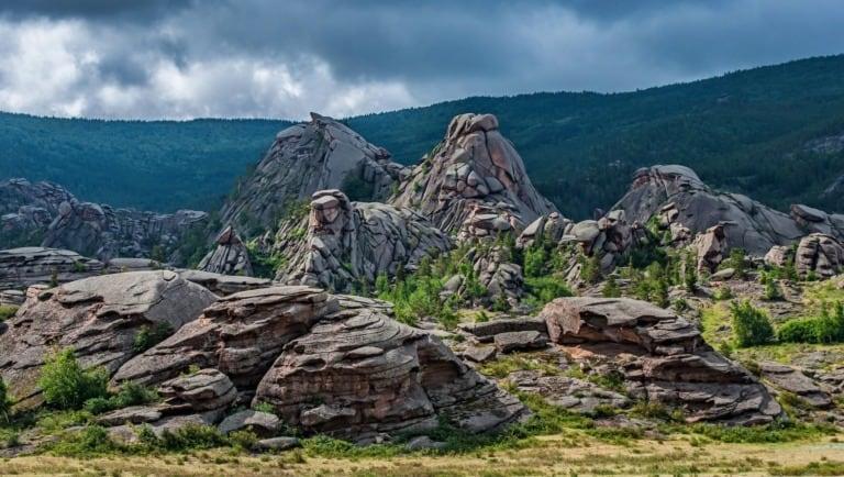 20 lugares que ver en Kazajistán 11