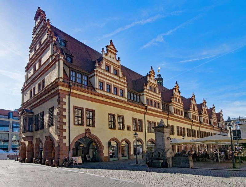 14 lugares que ver en Leipzig 12