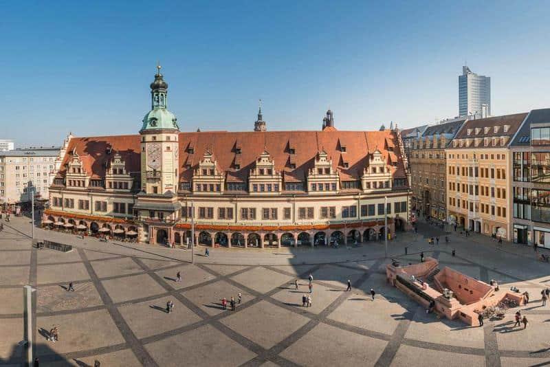 14 lugares que ver en Leipzig 11