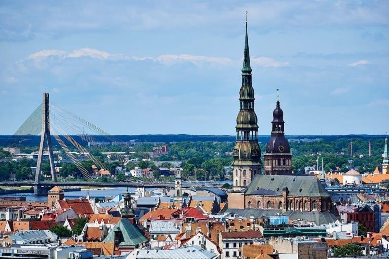 12 lugares que ver en Letonia 1