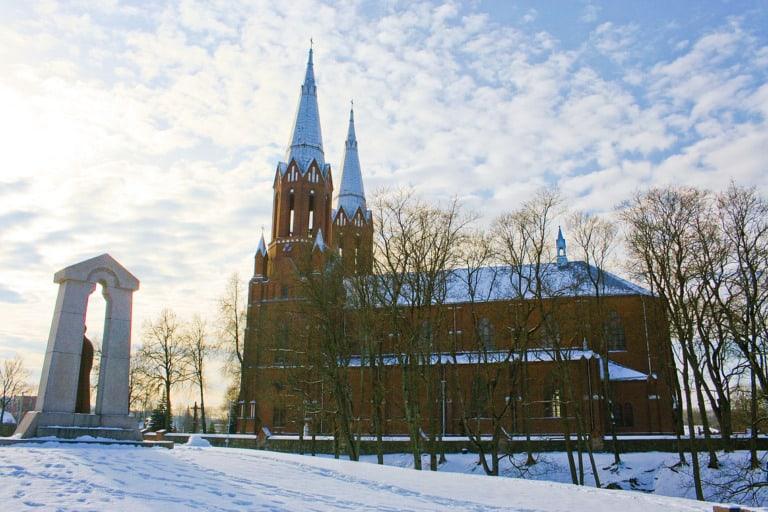25 lugares que ver en Lituania 7