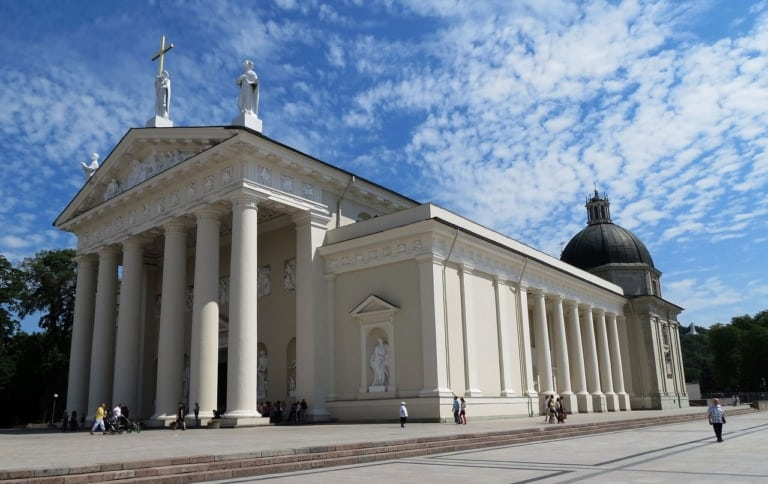 25 lugares que ver en Lituania 20