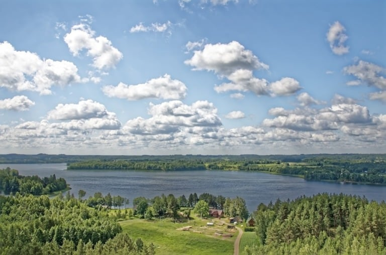 25 lugares que ver en Lituania 5