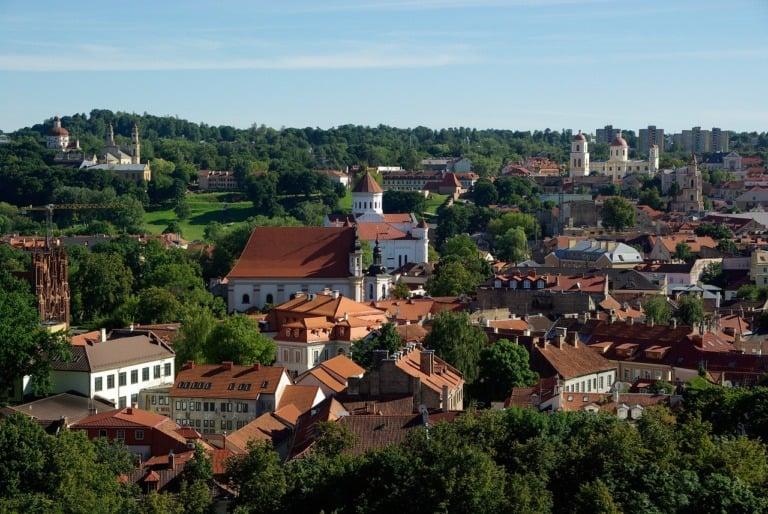 25 lugares que ver en Lituania 1