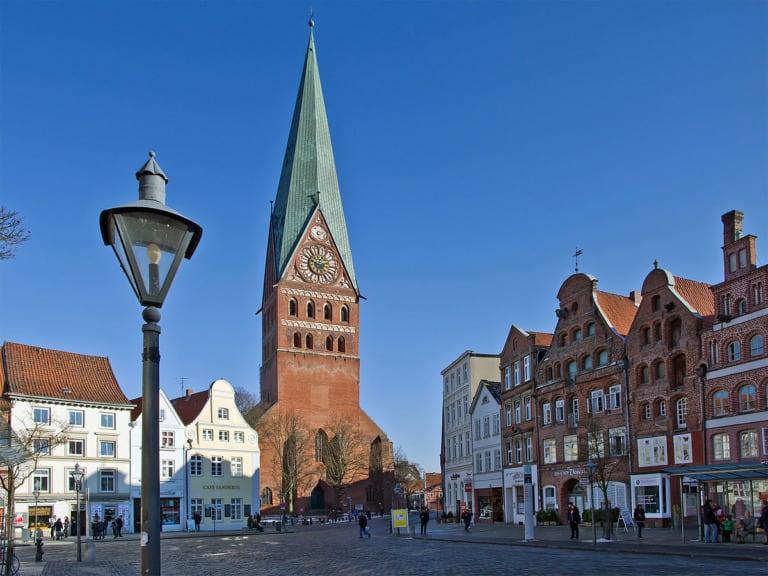 10 lugares que ver en Lüneburg 5