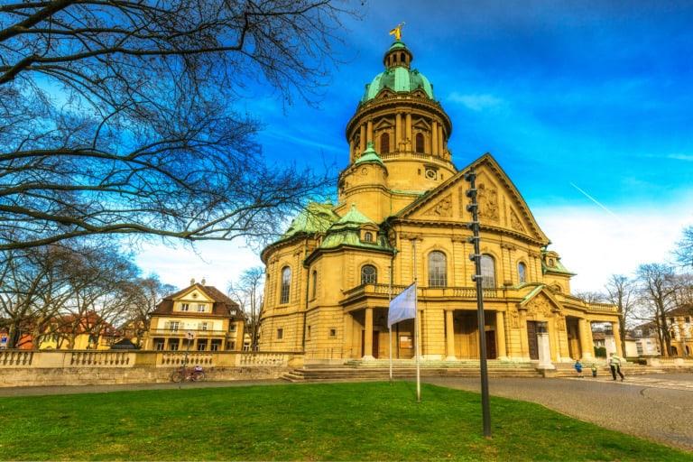 10 lugares que ver en Mannheim 7