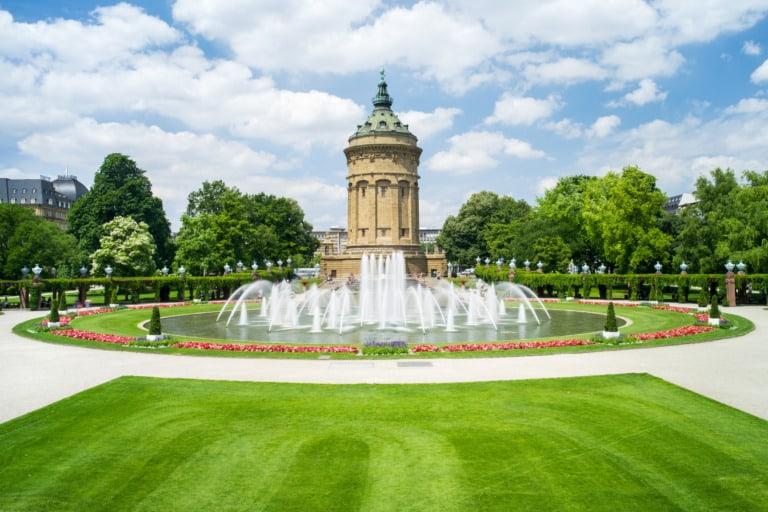 10 lugares que ver en Mannheim 1