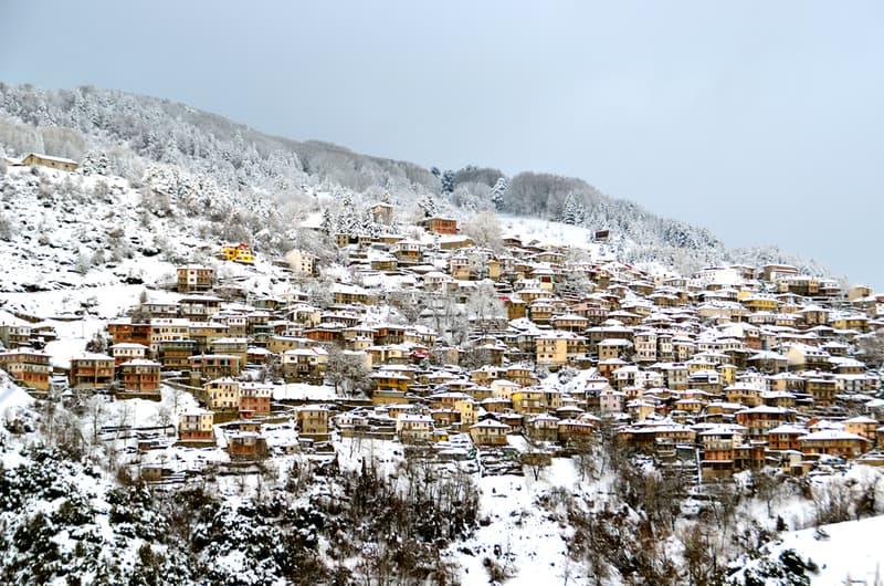 18 ciudades de Grecia más bonitas 7