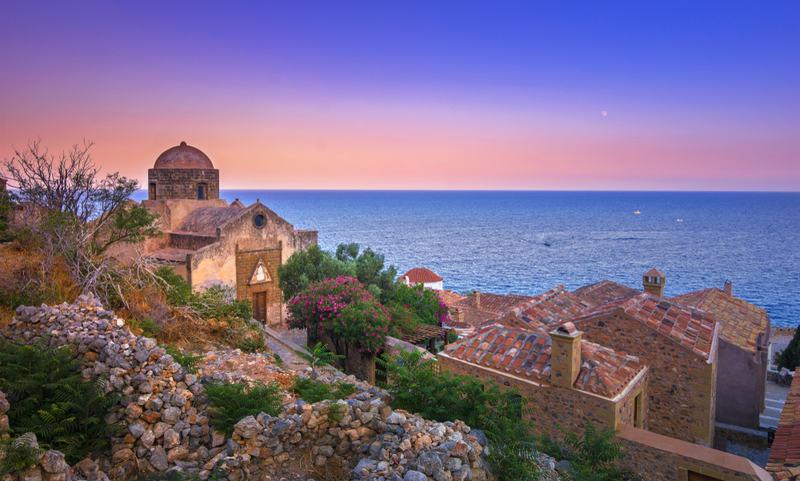 18 ciudades de Grecia más bonitas 11