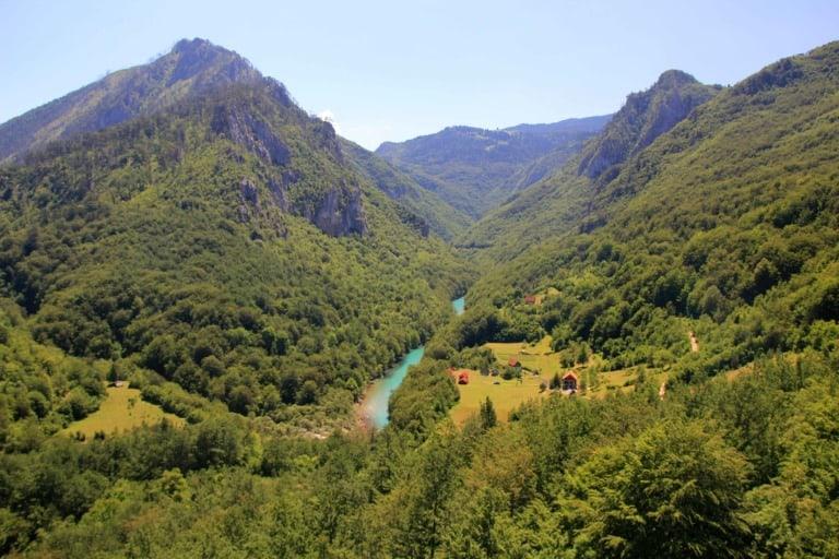 12 lugares que ver en Montenegro 9