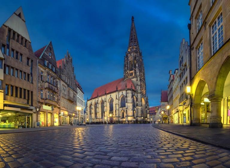 5 lugares que ver en Münster 2