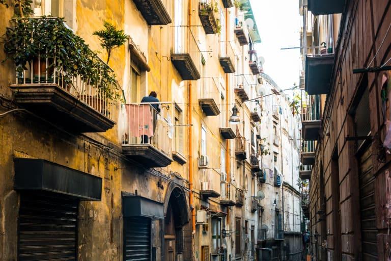 14 lugares que ver en Nápoles 1