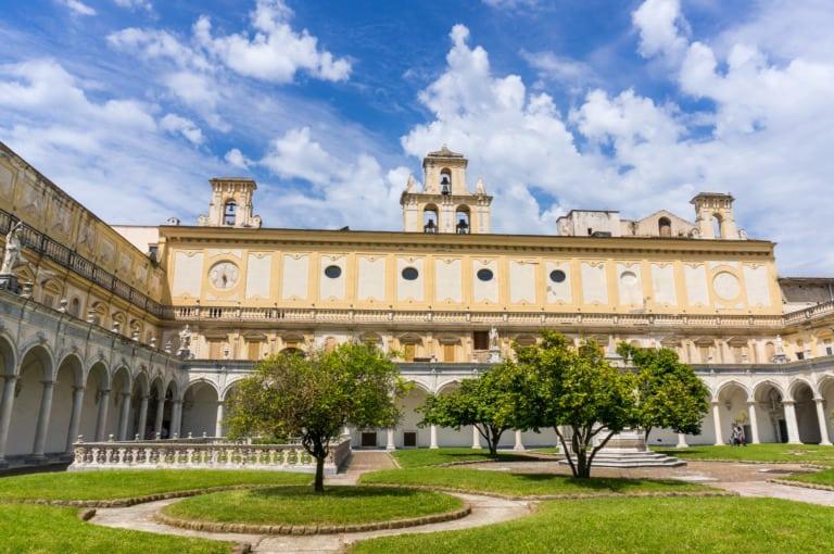 14 lugares que ver en Nápoles 7