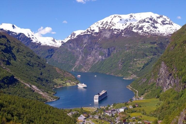 18 lugares que ver en Noruega 1