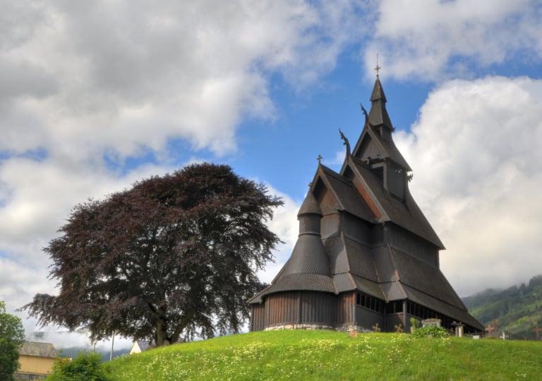 18 lugares que ver en Noruega 7