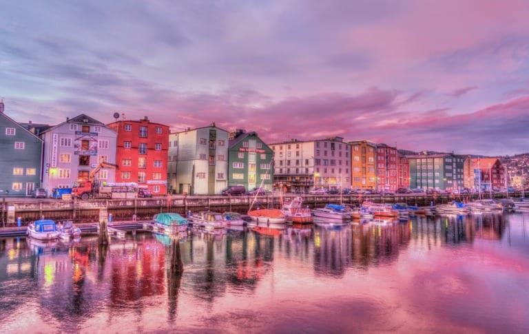 18 lugares que ver en Noruega 16