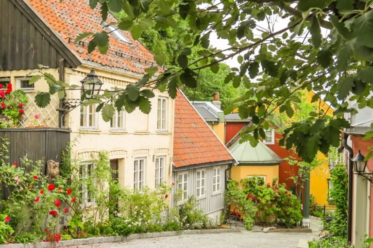 12 lugares que ver en Oslo 5