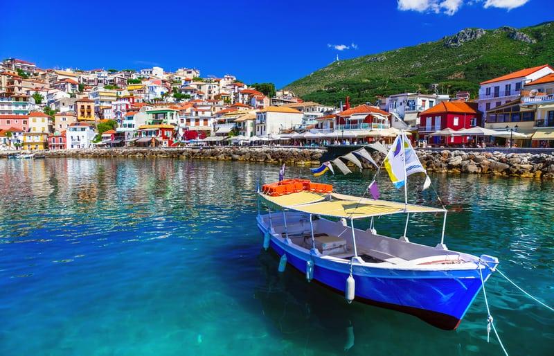 18 ciudades de Grecia más bonitas 4