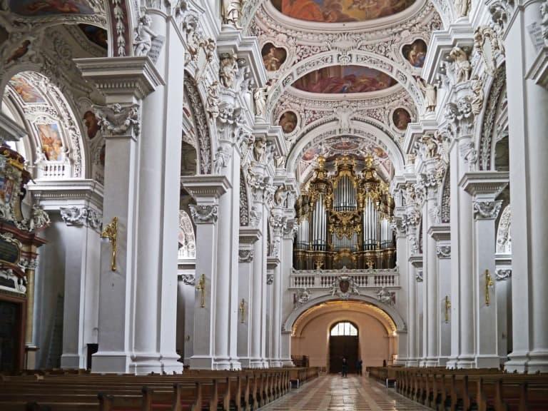 10 lugares que ver en Passau 1