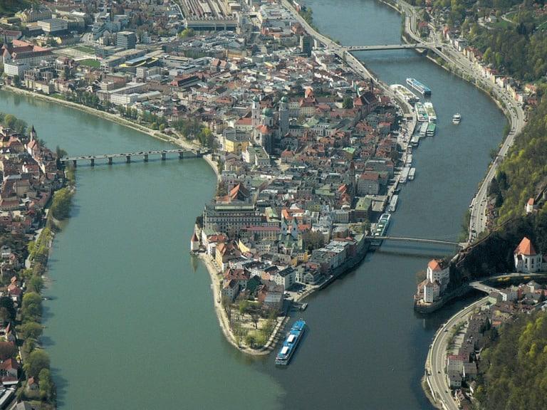 10 lugares que ver en Passau 2