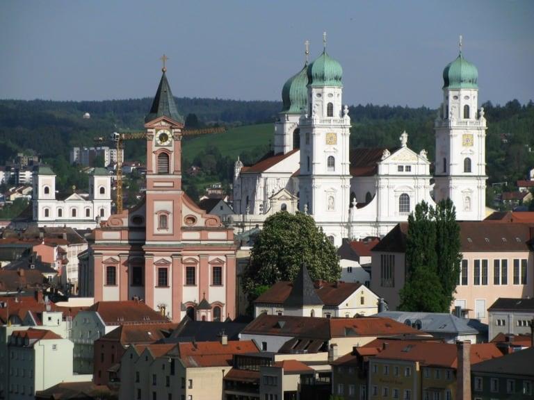 10 lugares que ver en Passau 6