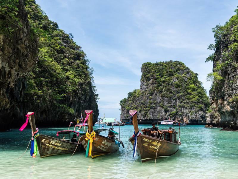 14 ciudades de Tailandia más bonitas 8