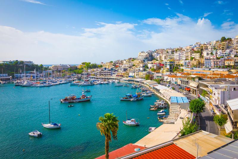 18 ciudades de Grecia más bonitas 3