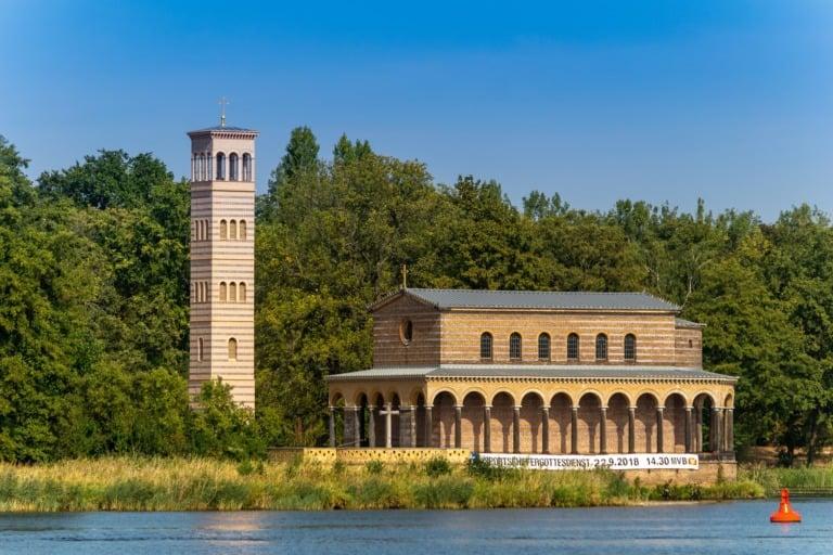 40 lugares que ver en Potsdam 30