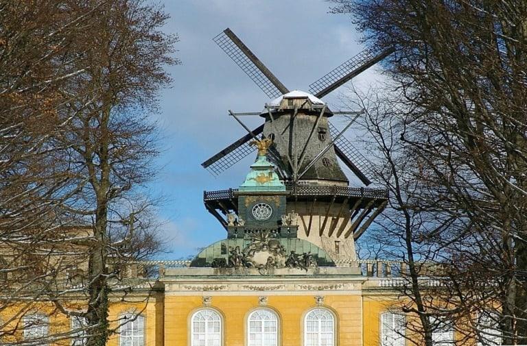 40 lugares que ver en Potsdam 3