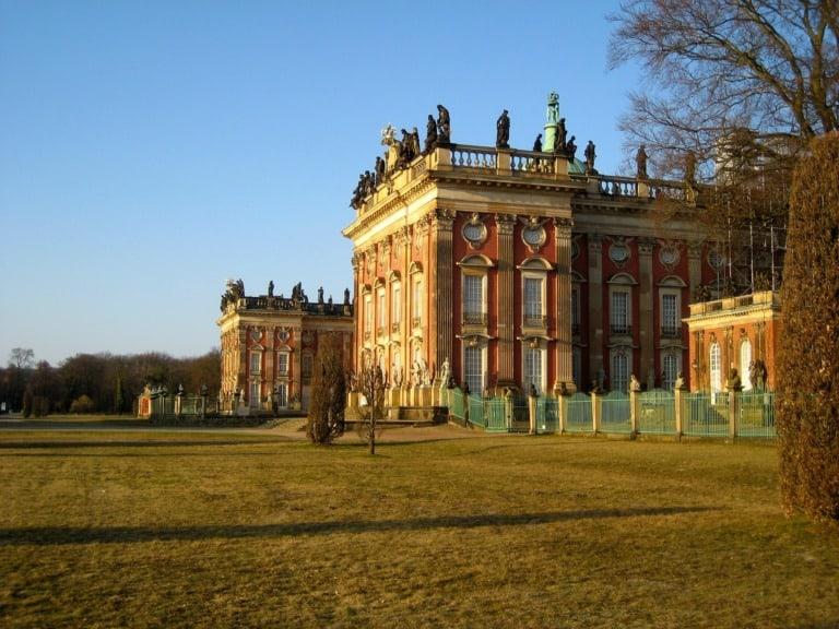 40 lugares que ver en Potsdam 17