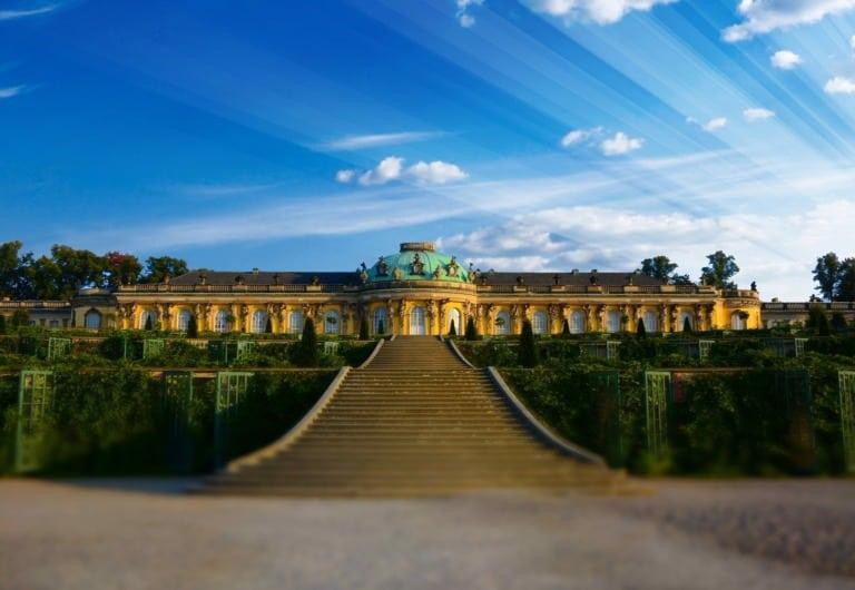 40 lugares que ver en Potsdam 1