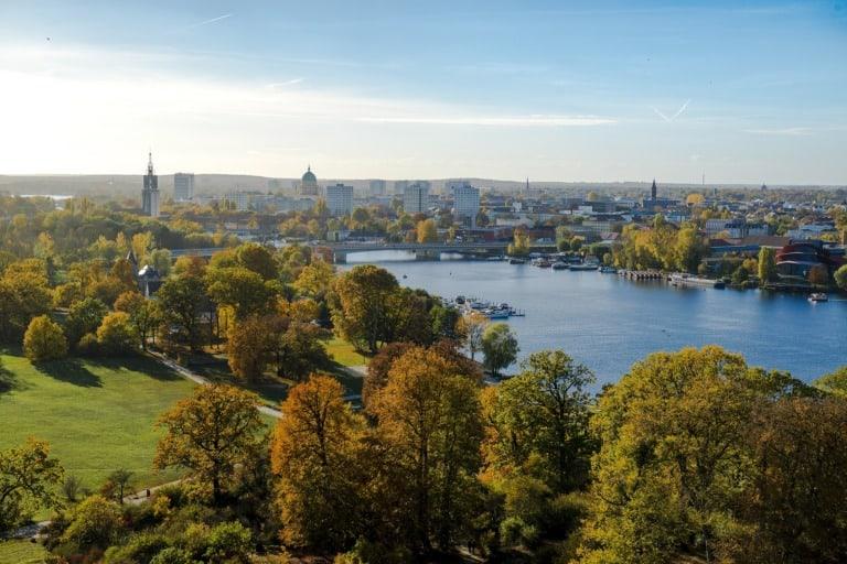 40 lugares que ver en Potsdam 15