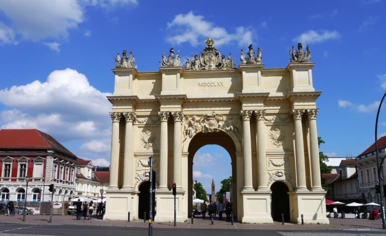 40 lugares que ver en Potsdam 31