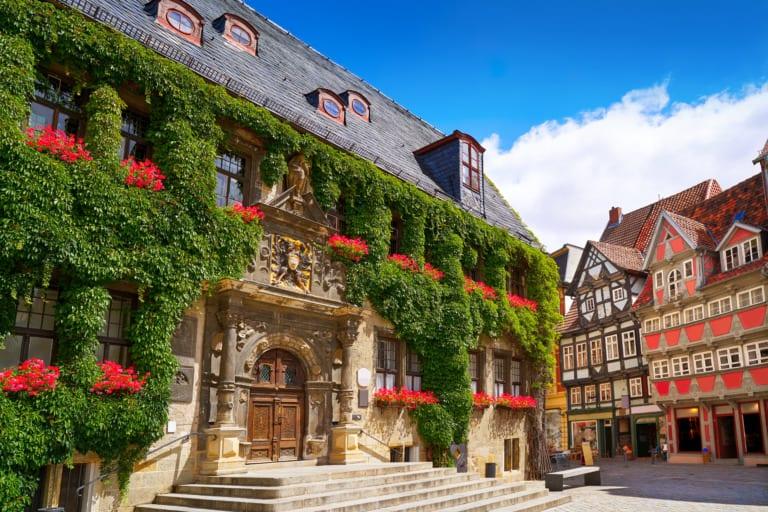 10 lugares que ver en Quedlinburg 1