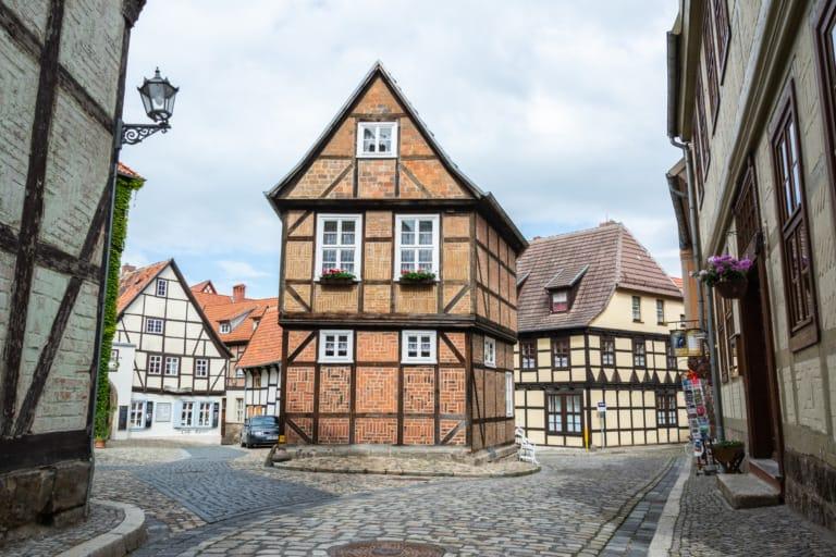 10 lugares que ver en Quedlinburg 3