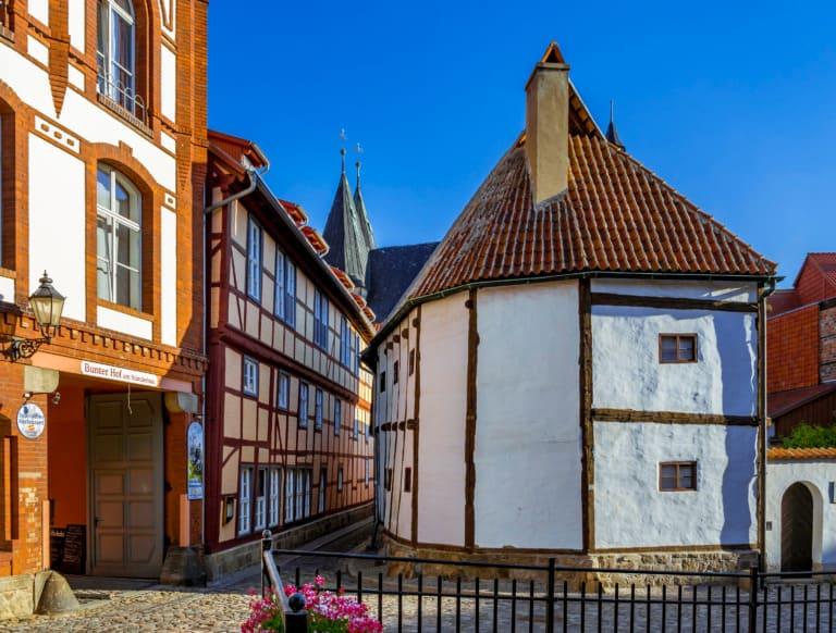 10 lugares que ver en Quedlinburg 7