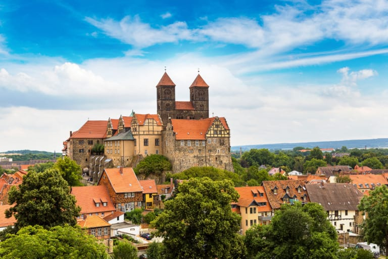 10 lugares que ver en Quedlinburg 5