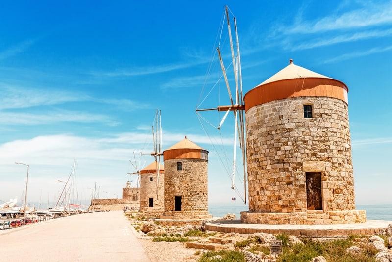 18 ciudades de Grecia más bonitas 18