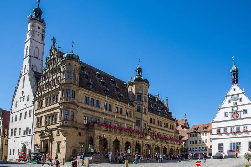 20 lugares que ver en Rothenburg 2