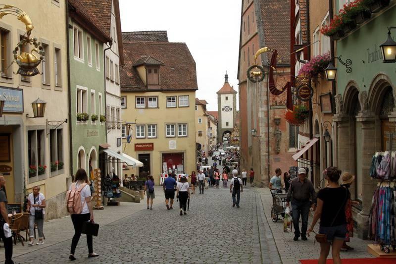 20 lugares que ver en Rothenburg 14