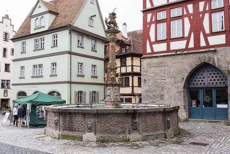20 lugares que ver en Rothenburg 6